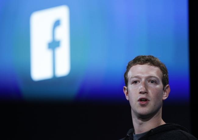 Mark Zuckerberg - Fotoğraf: Reuters