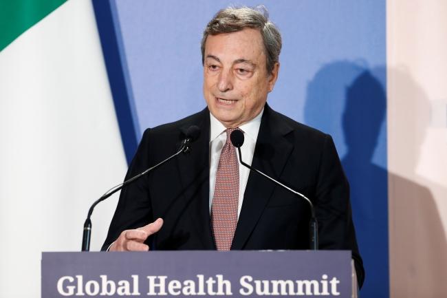 İtalya Başbakanı Mario Draghi / Fotoğraf: Reuters