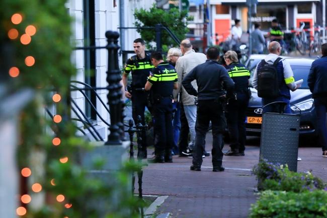 Hollandalı gazeteciye silahlı saldırı