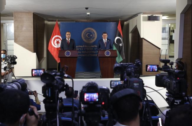 Libya ve Tunus arasında taşımacılık anlaşması