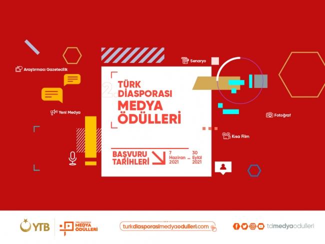 """YTB'den """"Türk Diasporası Medya Ödülleri"""" yarışması"""