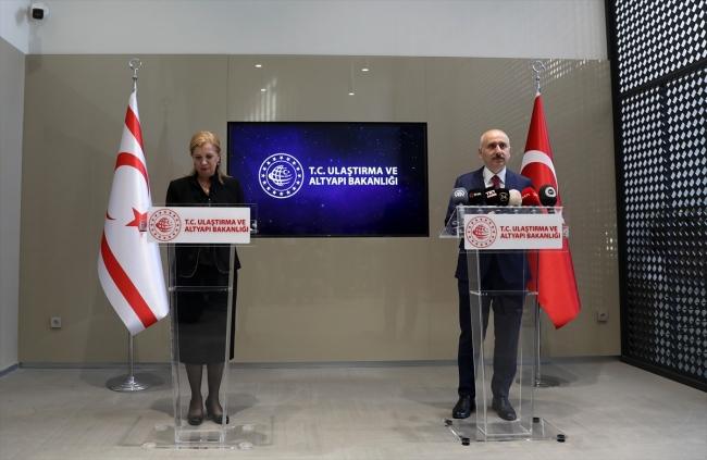 Bakan Karaismailoğlu: Kıbrıs hepimizin ortak davasıdır