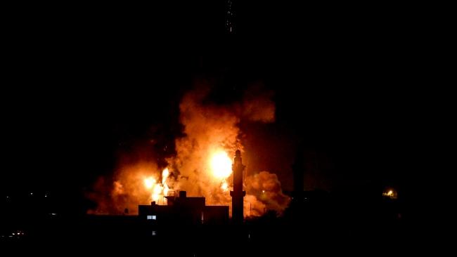 Ateşkesten bu yana ilk kez Gazze'ye saldırı düzenlendi