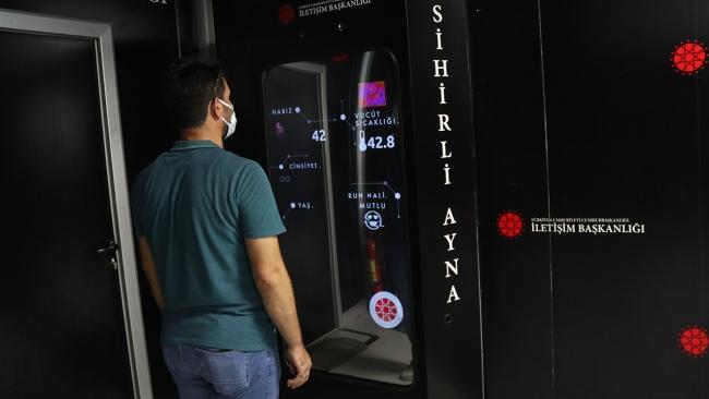 İletişim Başkanlığı Dijital Tırı Şanlıurfa'da