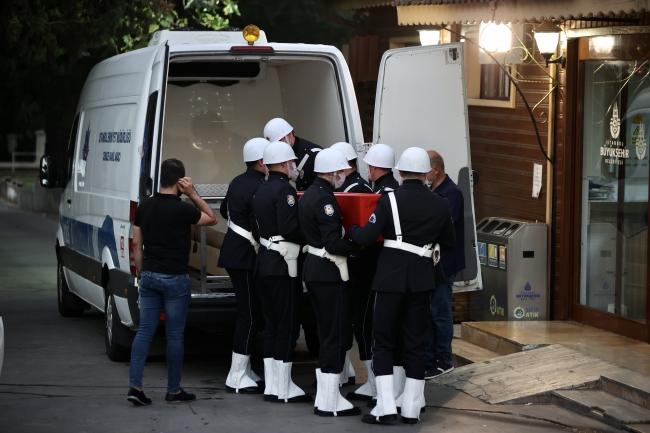 Şehit emniyet müdür yardımcısının cenazesi İstanbul'a getirildi