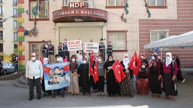 Şehit annesinden Diyarbakır annelerine destek