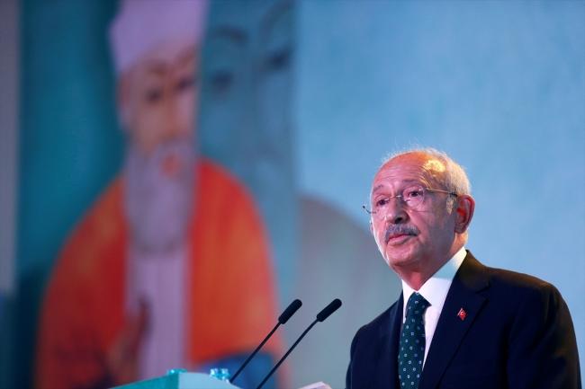 Kılıçdaroğlu: Hacı Bektaş Veli bize iyi insan olmanın yolunu gösteriyor