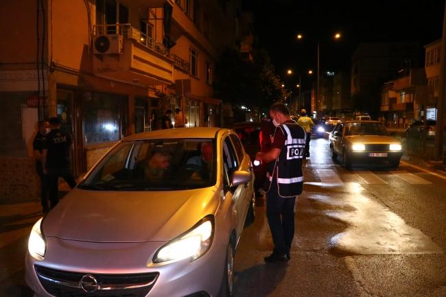Tekirdağ'da asayiş uygulamasında 43 kişi yakalandı