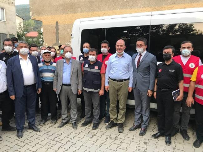 Bakan Soylu: Sel sınavını mahcup olmadan verdik