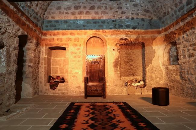 Restorasyonu tamamlanan Kızlar Manastırı ziyarete açıldı
