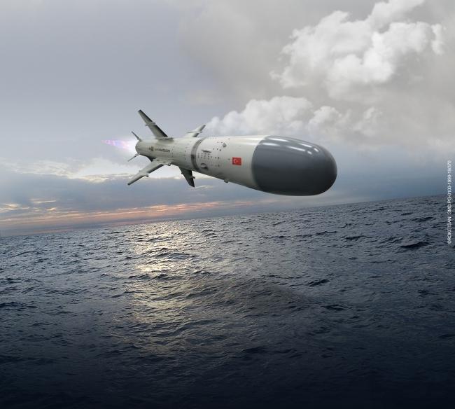 ATMACA ile Türk donanması gücüne güç kattı