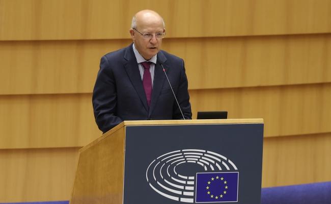 Portekiz Dışişleri Bakanı Augusto Santos-Silva | AA