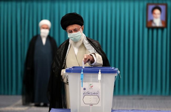 İran lideri Ayetullah Ali Hamaney | AA