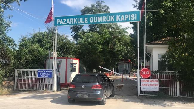Pazarkule Sınır Kapısı yeniden açıldı