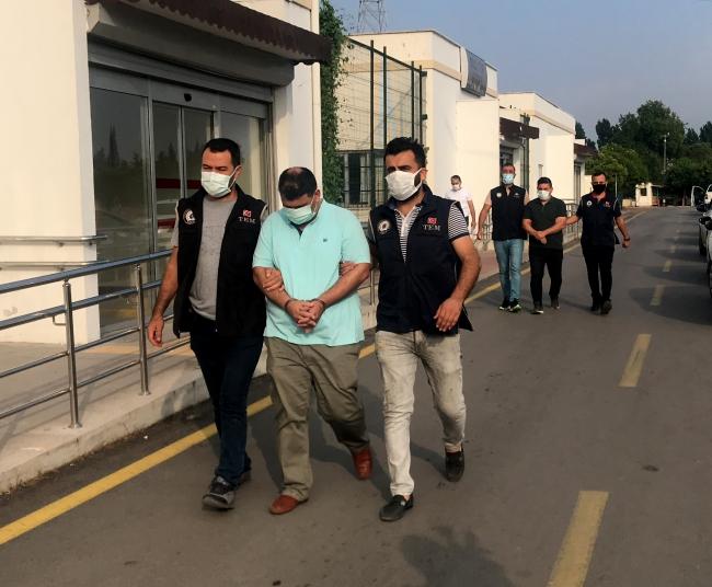 İki ilde FETÖ operasyonu: 6 gözaltı