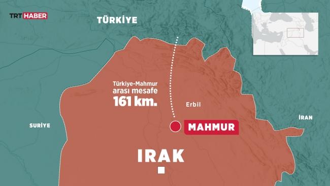 PKK'nın Mahmur sorumlusu etkisiz hale getirildi