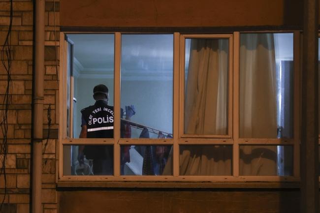 Ankara'da bir kadın evinde ölü bulundu