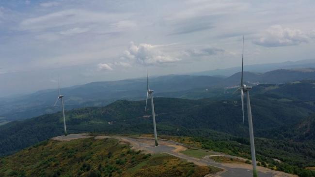 Türkiye'nin yükselen enerji kaynağı: Rüzgar