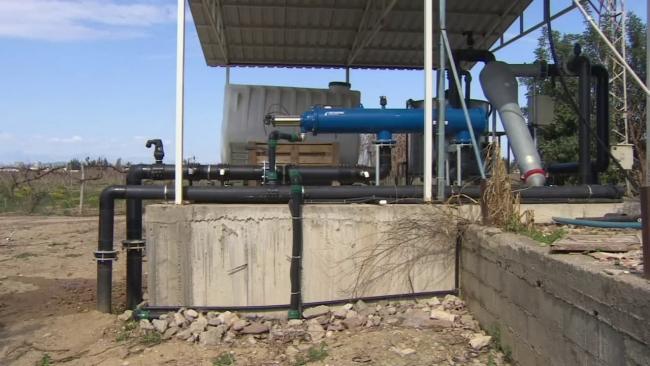 Tarımsal sulamada yeni sistem: Akıllı sulama