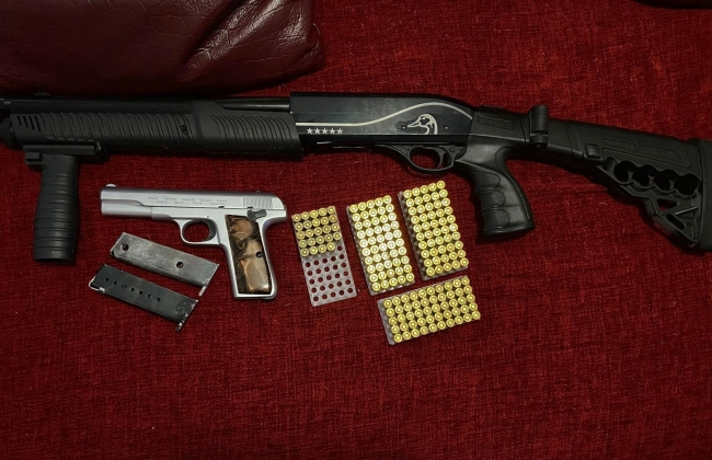 Ankara'da yasa dışı silah ticareti yapanlara operasyon: 3 gözaltı