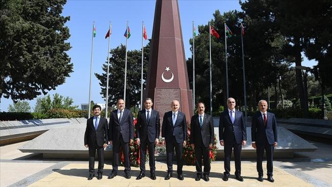 Bakan Karaismailoğlu: Karabağ'ın imarında Azerbaycan'la birlikte çalışacağız