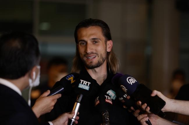 Lille'i şampiyonluğa taşıyan milli yıldızlar Antalya'ya geldi