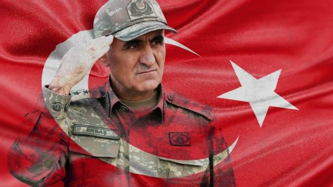 Şehit Korgeneral Osman Erbaş