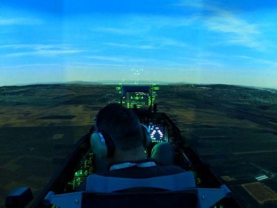 havelsan f-16 simülatör ile ilgili görsel sonucu