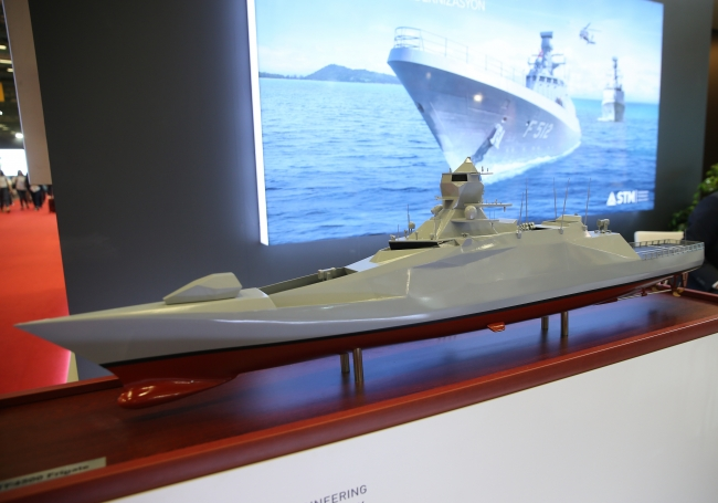 Sırada ki yerli üretimler: Hava savunma fırkateyni ve denizaltı! 2