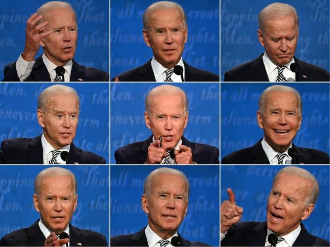 Demokratların başkan adayı Joe Biden / Fotoğraf: AFP