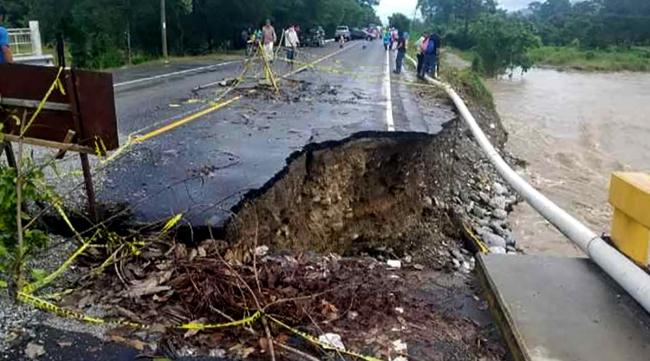 Iota Kasırgası Orta Amerika'yı vurdu: 23 ölü