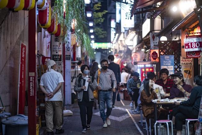 Vakaların arttığı Japonya'da OHAL gündemde