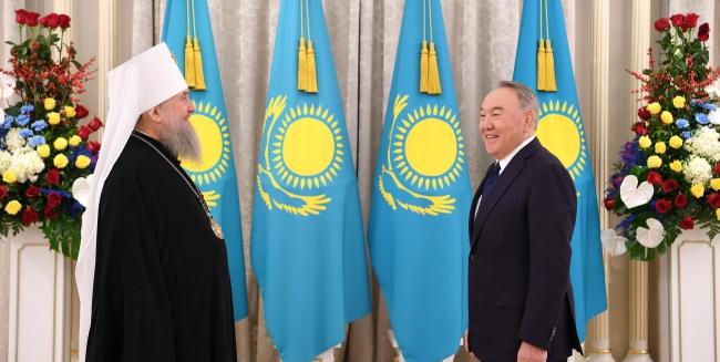 Fotoğraf: Fotoğraf: Kazakistan Kurucu Cumhurbaşkanlığı resmi sitesi