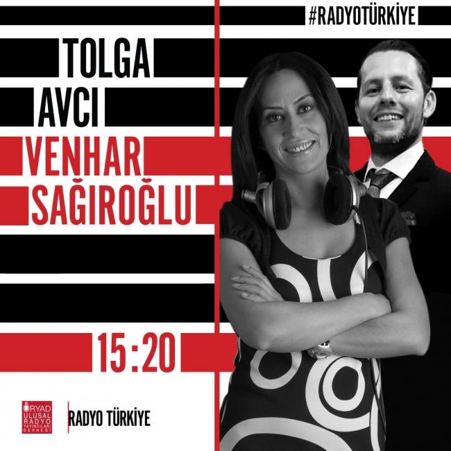 TRT FM radyocusu Tolga Avcı