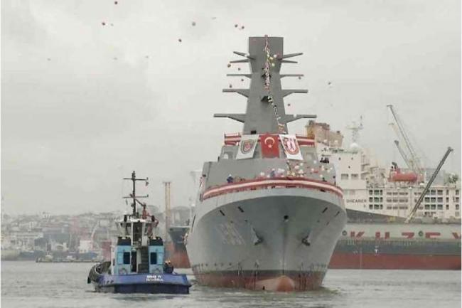 Türkiye, TCG Ufuk ile dünya genelinde sınırlı sayıda ülkede bulunan imkan ve kabiliyetlere kavuştu.