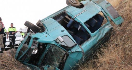 Elazığ'da feci kaza: 2 hemşire hayatını kaybetti