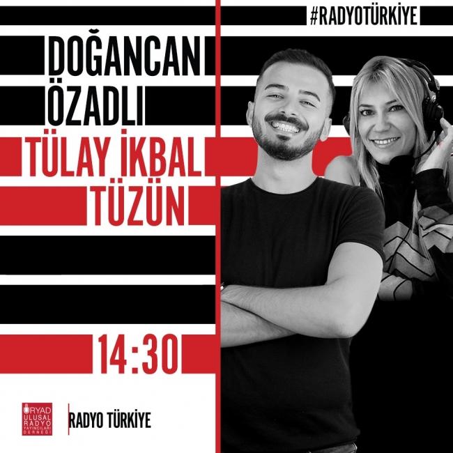TRT FM radyocusu Tülay İkbal Tüzün