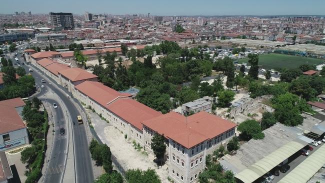 Rami Kışlası dünyanın en büyük kitap ve kütüphane vadisi olacak