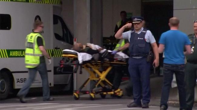 Yeni Zelanda'da 2 camiye terör saldırısı: 49 ölü