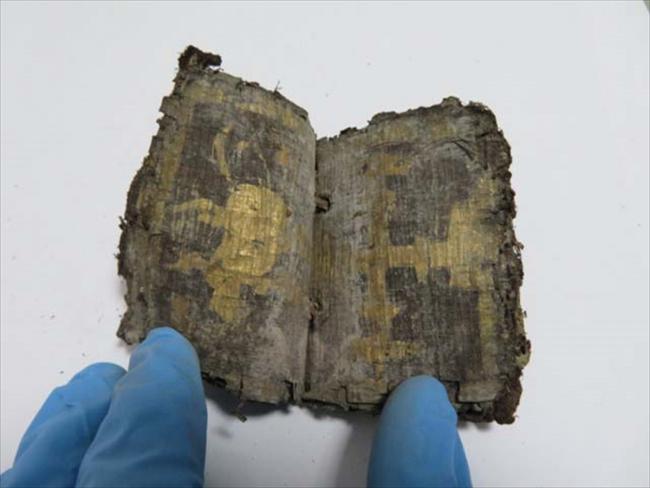 Denizlide Bin 500 Yıllık 2 Kitap Bulundu
