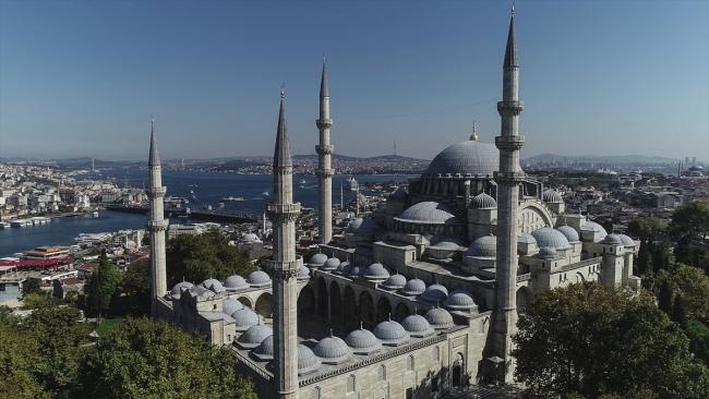Fotoğraf: AA Süleymaniye Külliyesi, İstanbul