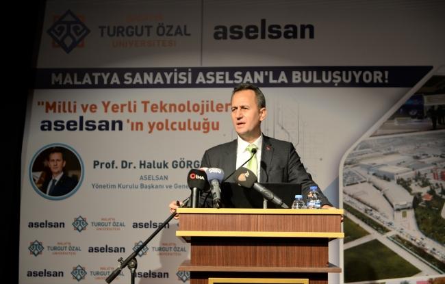 ASELSAN Yönetim Kurulu Başkanı ve Genel Müdürü Haluk Görgün - AA