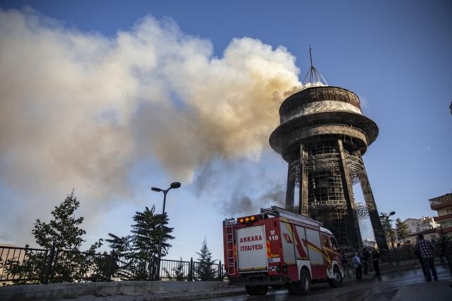 Fotoğraf: AA Ankara, Ali Kuşçu Gökbilim Merkezi