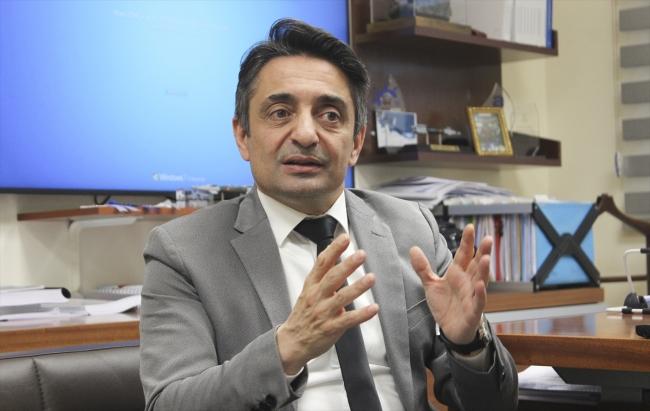 ASELSAN Genel Müdür Yardımcısı Hakan Karataş / Fotoğraf: AA