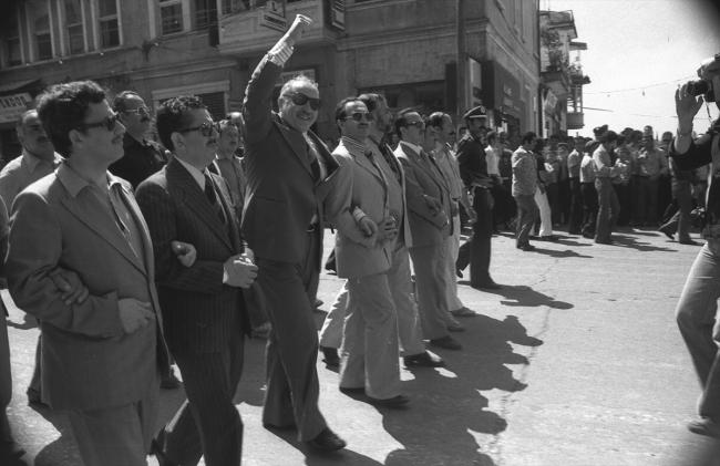 [Antalya 24 Haziran 1978 - Fotoğraf: AA]