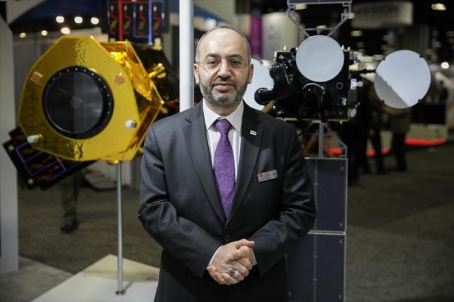 Türk Havacılık ve Uzay Sanayii AŞ (TUSAŞ) Genel Müdür Yardımcısı Dr. Selman Nas    Fotoğraf: AA