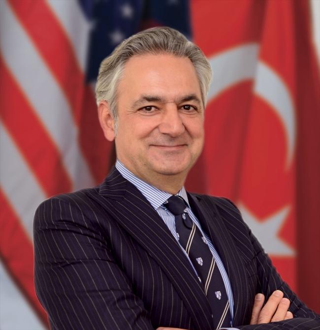 Dış Ekonomik İlişkiler Kurulu (DEİK) Türkiye-ABD İş Konseyi (TAİK) Başkanı Mehmet Ali Yalçındağ