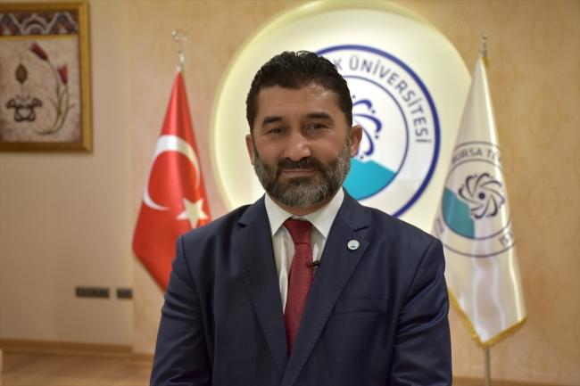 BTÜ'nün Rektörü Prof. Dr. Arif Karademir