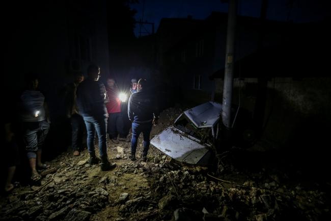 Bursa'da sağanak sele dönüştü: 5 kişi hayatını kaybetti, 1 kişi aranıyor