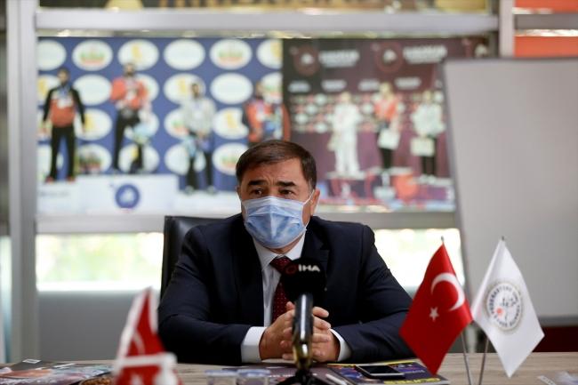 Fotoğraf: AA-Türkiye Güreş Federasyonu Başkanı Musa Aydın